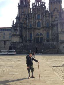 I finally accomplished something. End of first Camino