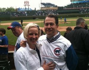 Cubs game 2012